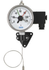 Măsurare mecanică a temperaturii