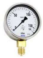 Măsurare mecanică a presiunii
